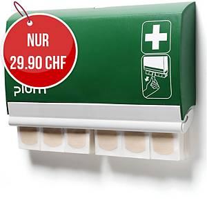 Pflasterspender QuickFix, elastisch/wasserfest, Spender à je 45 Stk.
