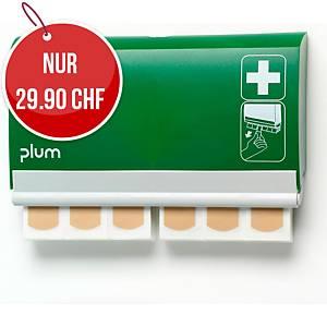 Pflasterspender Quickfix, wasserfest, Spender à 2x 45 Stk.