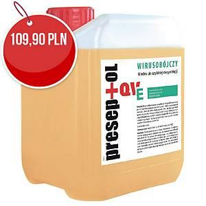 Płyn do dezynfekcji powierzchni PRESEPTOL QVE, 5 l