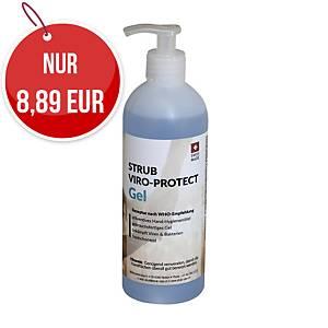 Handdesinfektionsgel Strub Viro-Protect, 500ml