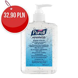 Żel do dezynfekcji rąk PURELL® Advanced, 500 ml