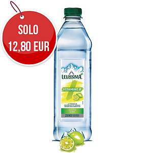 Acqua minerale naturale Levissima Pro Active con vitamina B 60 cl - Conf. 12