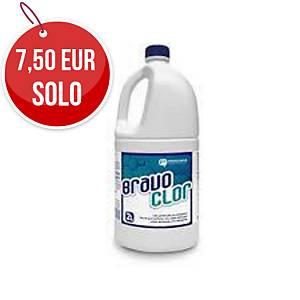 Detergente clorado higienizante Bravo - 2 l