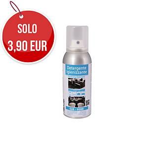 Detergente igienizzante per tessuti e superfici dure Spray 100 ml
