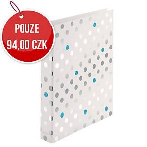 2-kroužkový pořadač Herlitz maX.file A4, 2,5 cm, Frozen Glam