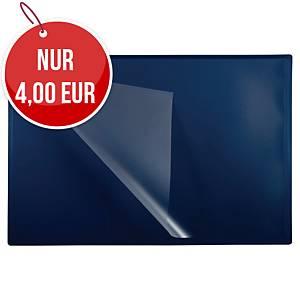Exacompta Clean'Safe Tischmatte, 39 x 59 cm, blau