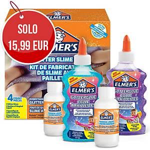 Kit colla Elmer s Slime glitter