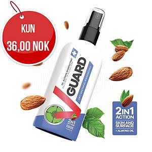 Håndsprit V-Guard, 70 %, 100 ml