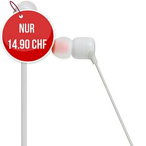 Headphone JBL Tune 110, weiss