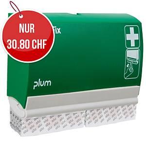 Pflasterspender QuickFix, mit 2x45 Alu Pflaster,grün/weiss