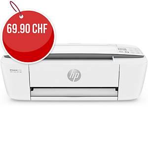 Imprimante multifonctions HP DeskJet 3750, format A4, jet d'encre couleurs