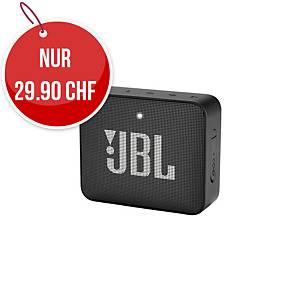 Lautsprecher JBL Go2, mit Bluetooth, schwarz