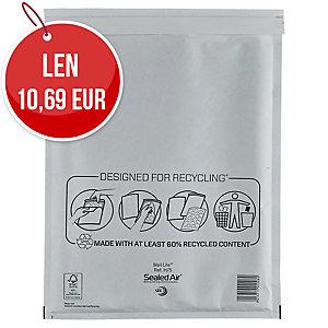 Obálky biele bublinkové Mail Lite 270 x 360 mm, 50 kusov/balenie
