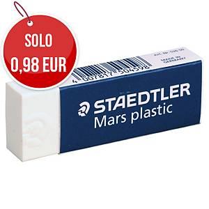 Gomma bianca per matita Staedtler Mars Plastic