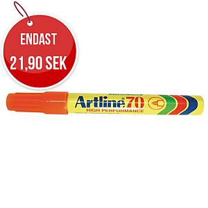Permanent märkpenna Artline 70, orange