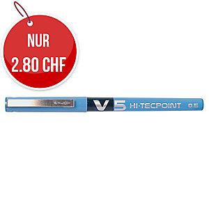 Roller Pilot Hi-Tecpoint V5 BX-V5, Strichbreite 0,3 mm, blau