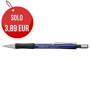 Portamine Staedtler Mars Star 0,7 mm con grip in gomma colori assortiti