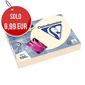 Carta avorio professionale DCP per stampe a colori A4 100 g/mq - risma 500 fogli