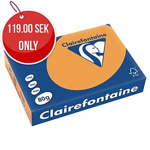 RM500 TROPHEE 1878 PAPER A4 80G ORANGE