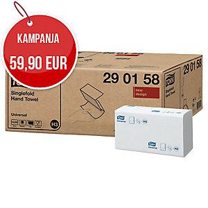 Tork Soft singlefold käsipyyhe H3 valkoinen, myyntierä 1 kpl = 15 pkt