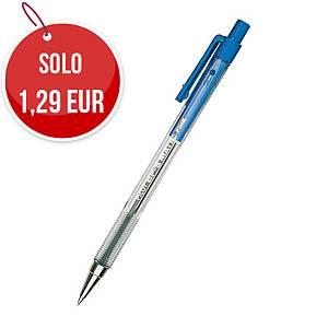 Penna a sfera a scatto Pilot BP-S Matic fine punta 0,7 mm blu
