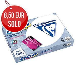 Paquete de 250 hojas de papel A4 de 160g/m2 CLAIRFONTAINE DCP