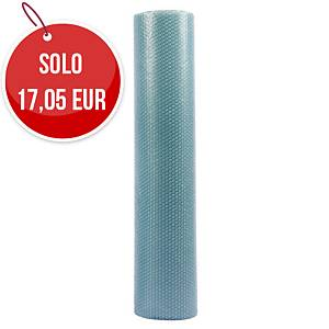 Rotolo di film a bolle d aria piccole Aircap® Sealed Air - 50 cm x 100 m