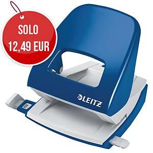 Perforatore a 2 fori Leitz Wow 5008 blu fino a 25 fogli