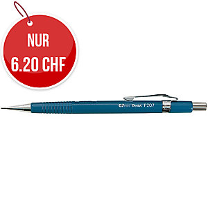 Druckbleistift Pentel P207, 0,7 mm, blau