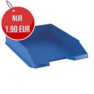 Herlitz Briefkorb A4 blau