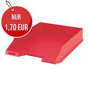 Herlitz Briefkorb A4 rot