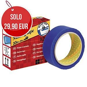 Nastro anti-effrazione Scotch® 820 35 mm x 33 m blu