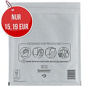 Luftpolstertaschen Mail Lite E/2, Innenmaße: 220x260mm, weiß, 100 Stück