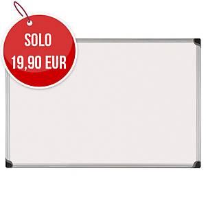 Lavagna laccata magnetica Bi-Office Maya W Serie 60 x 45 cm