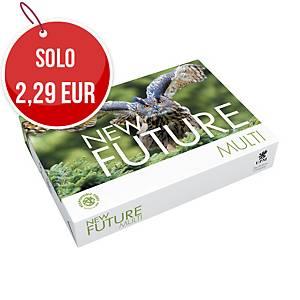 Carta bianca UPM New Future Multitech UPM A5 80g/mq bianca - risma 500 fogli