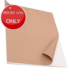 FUJI Flipchart Paper Pad 50 X 70 cm 25 Sheets