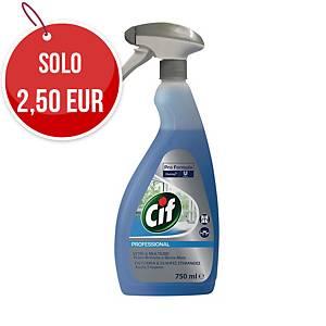 Detergente vetri e specchi Cif 750 ml