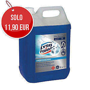 Detergente disinfettante Lysoform professionale classico 5 L