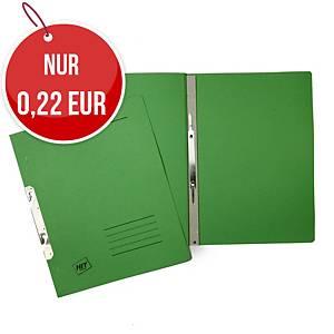 HIT Office Classic 1/1 Hängehefter A4 grün 240g