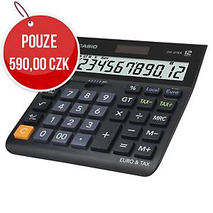 Casio  DH12TER, kapesní kalkulačka, 12-místná