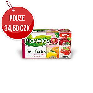 Čaj Pickwick ovocné variace, 2 g, 20 porcí