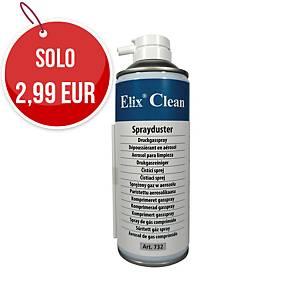 Gas compresso capovolgibile Lyreco infiammabile 520/400 ml