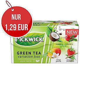 Pickwick Grüner Tee-Variationen 20 Beutel à 2 g