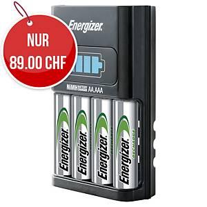 Ladegerät Energizer 1-Hour-Charger, Ladedauer 1 h, 1,2V