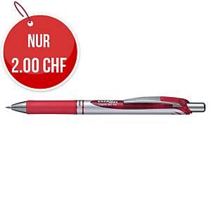 Gelroller Pentel Energel BL77, Strichbreite 0,35 mm, rot