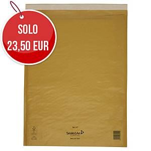 Buste a sacco imbottite Mail Lite® gold 35 x 47 cm avana - conf. 50