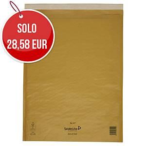 Buste a sacco imbottite Mail Lite® gold 35 x 47 cm avana - conf. 50