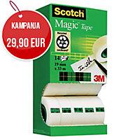 Scotch Magic 19mm x 33m, myyntierä 1 kpl = 14 rullaa