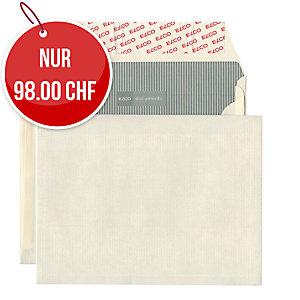 Couvert Elco Documento 48498, C5, o.Fenster, 120 gm2, beige, Pk. à 250 Stk.