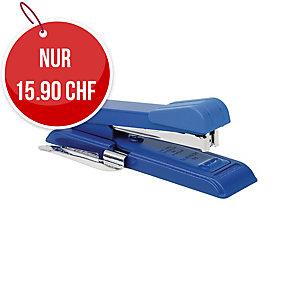Heftapparat Stanley Bostitch B8REWX, Heftkapazität 30 Blatt, blau